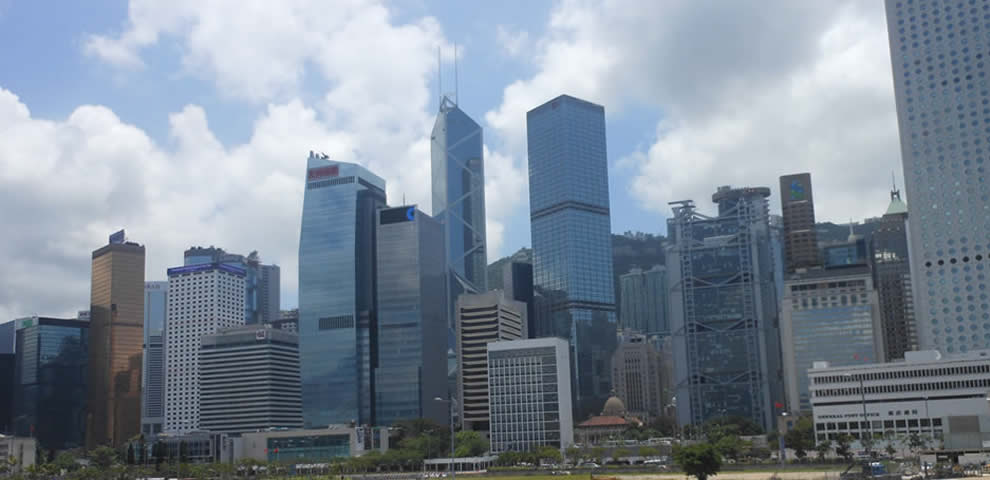 Hong Kong Business Center